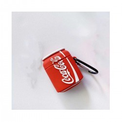 Airpod coca cola cover