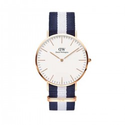 Daniel Wellington Model Classic Glasgow