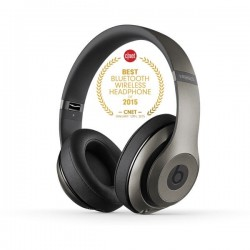 Beats Studio V2.0 Wireless Over-Ear Titanium