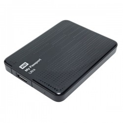 Western Digital My Passport Ultra External Hard Drive - 2TB