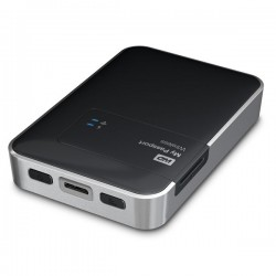 Western Digital My Passport Wireless External Hard Drive - 2TB