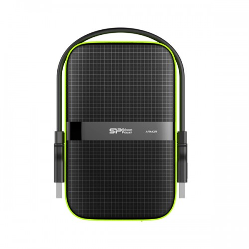 Silicon Power Armor A60 External Hard Drive - 1TB