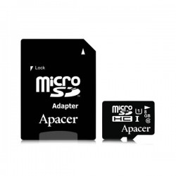 Apacer micro SD 8GB Class 10