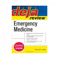 کتاب پزشکی | Deja Review Emergency Medicine