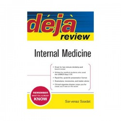 کتاب پزشکی | Deja Review Internal Medicine