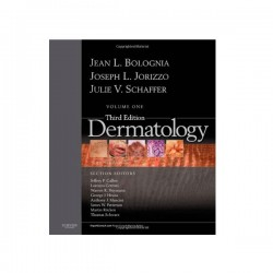 کتاب پزشکی | DERMATOLOGY BOLOGNIA 2012 3VOL