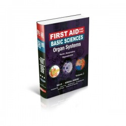 کتاب پزشکی | FIRST AID for the Basic Science Organ System