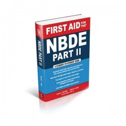 کتاب پزشکی | First Aid for the NBDE