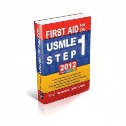کتاب پزشکی | First Aid for the USMLE Step 1 2012
