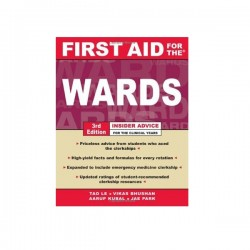 کتاب پزشکی FIRST AID for the WARDS
