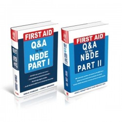 کتاب پزشکی | First Aid Q&A for the NBDE
