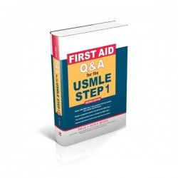 کتاب پزشکی | First Aid Q&A for the USMLE Step 1