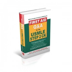 کتاب پزشکی | FIRST AID Q & A for the USMLE Step 2 CK
