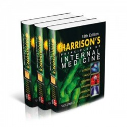 کتاب پزشکی Harrison's Principles of Internal Medicine