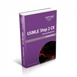 کتاب پزشکی | Kaplan Medical USMLE Step 2 CK Lecture Notes Internal Medicine