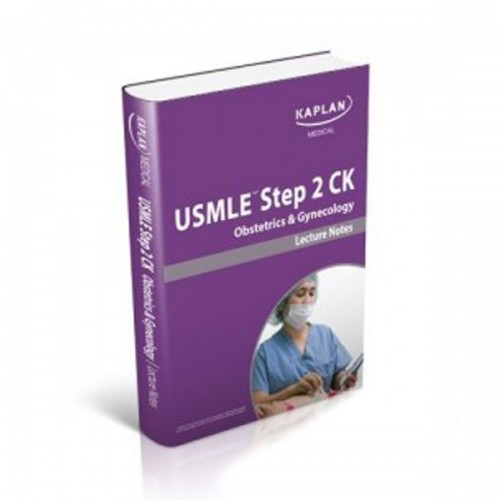 کتاب پزشکی | Kaplan Medical USMLE Step 2 CK Lecture Notes Obstetrics & Gynecology