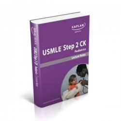 کتاب پزشکی | Kaplan Medical USMLE Step 2 CK Lecture Notes Pediatrics