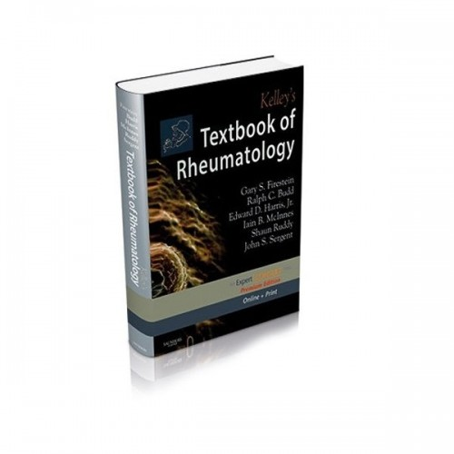 کتاب پزشکی | Kelley's Textbook of Rheumatology