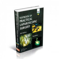 کتاب پزشکی | Textbook of Practical Laparoscopic Surgery