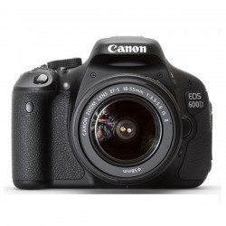 Canon EOS 600D/ Kiss X5/ Rebel T3i Kit 18-55 III