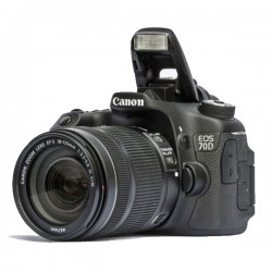 Canon EOS 70D+18-135mm IS STM Lens