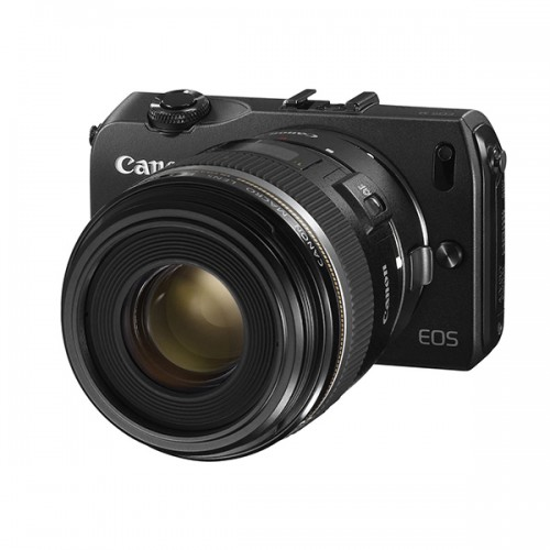Canon EOS M 18-55mm f/3.5-5.6 IS STM