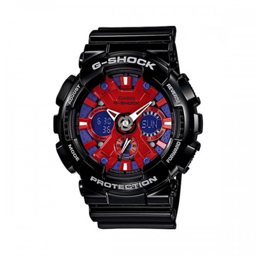 Casio G-Shock GA-120B-1ADR