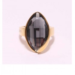 Swatch Oval Stone Ring