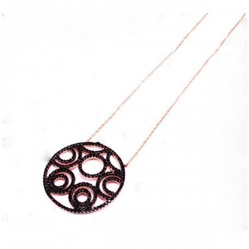 Silver Necklace Traditional Design