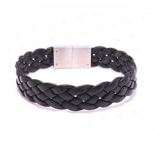 Jwest Leather Wristband