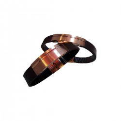 Leather Wristband Code - 03