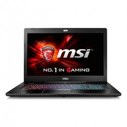 MSI GP62 i7 8GB 1TB 4GB